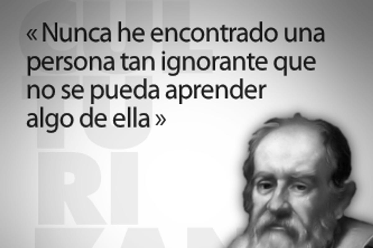 Frases Famosas De Galileo Galilei Apunte