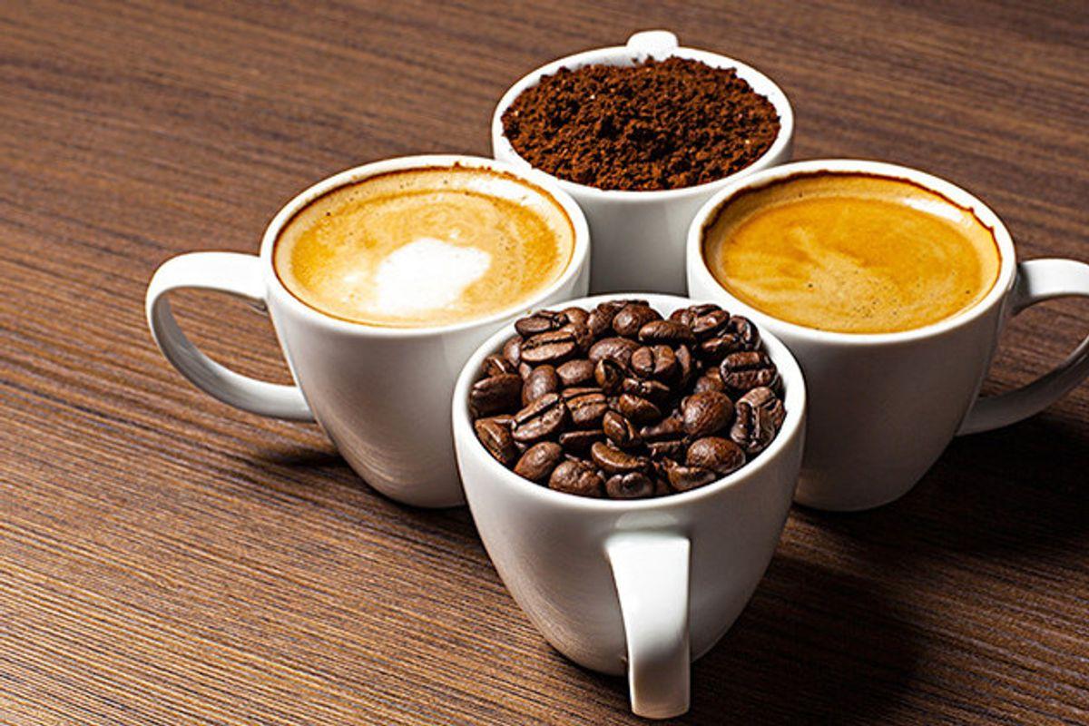 أكواب قهوة مختصة