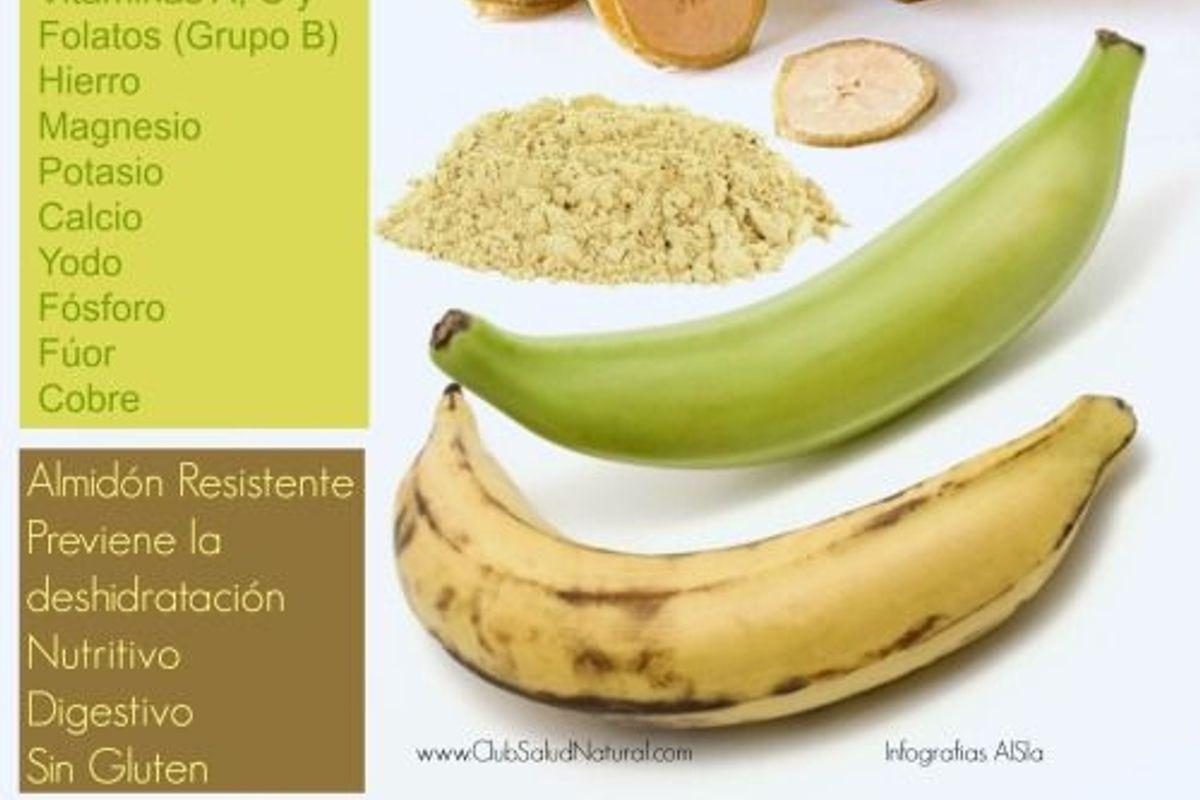 Los beneficios tallos del plátano: Contra el cáncer, la