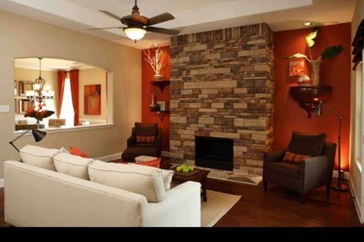 Aprende a decorar tu casa elegante armonizada y funcional for Decoracion rustica para living
