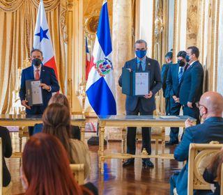 Presidente de RD, Costa Rica y Panamá emiten declaración conjunta donde proponen acciones urgentes a favor de Haití