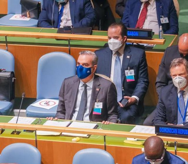 Presidente Abinader hablará este miércoles en la ONU, ante la expectativa de que tocará el tema haitiano